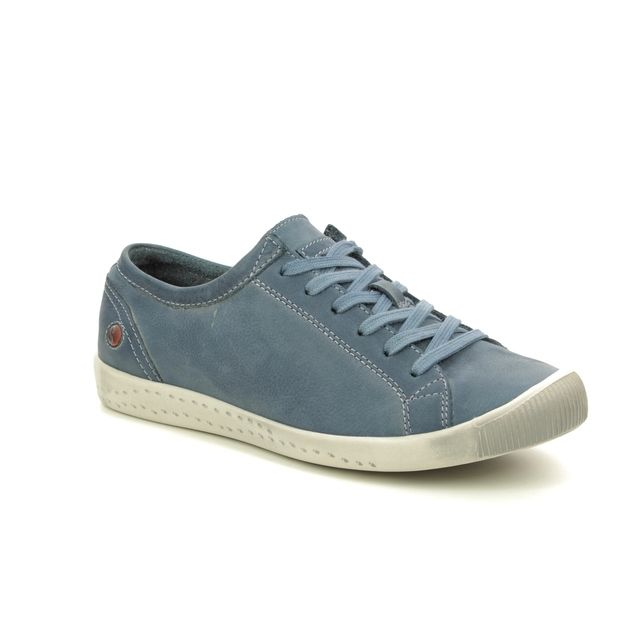 Softinos Trainers - Navy Leather - P900154/552 ISLA