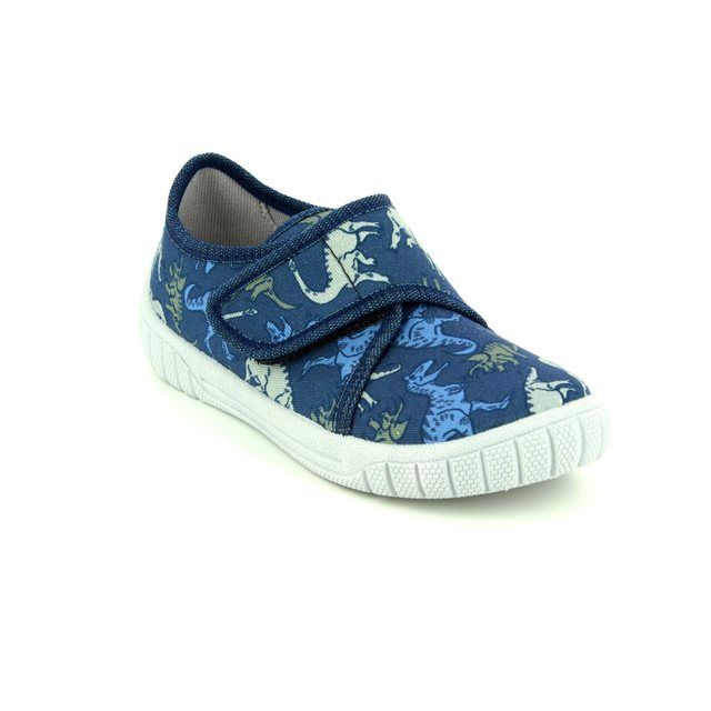 Superfit Bill 00279-94 Blue multi everyday shoes