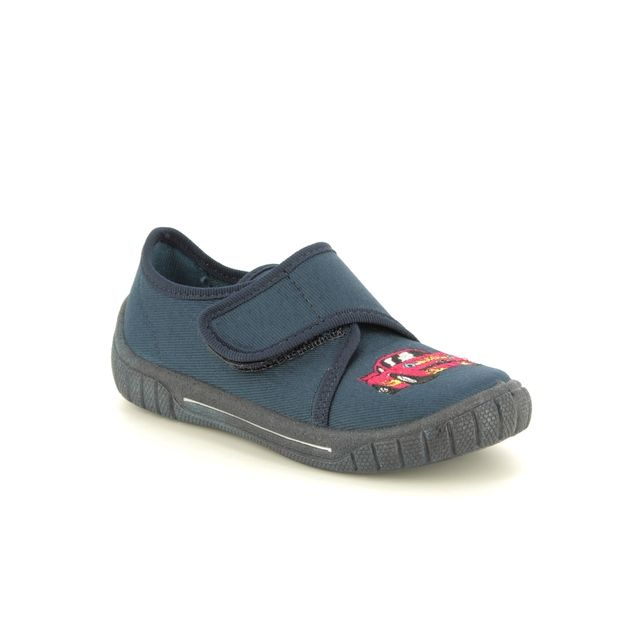 Superfit Everyday Shoes - Navy - 00271/83 BILL CAR