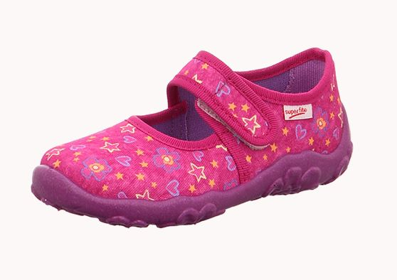 Superfit School Shoes - Pink - 00283/55 BONNY BAR