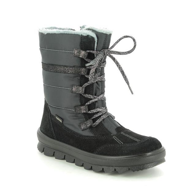 Superfit Boots - Black - 09217/00 FLAXIA LACE GTX