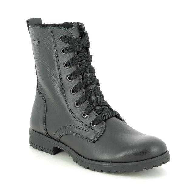 Superfit Boots - Black leather - 1006170/0000 GALAXY LACE GTX