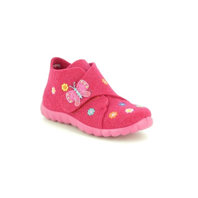 Superfit Happy Butterfly 00291-64 Pink slippers