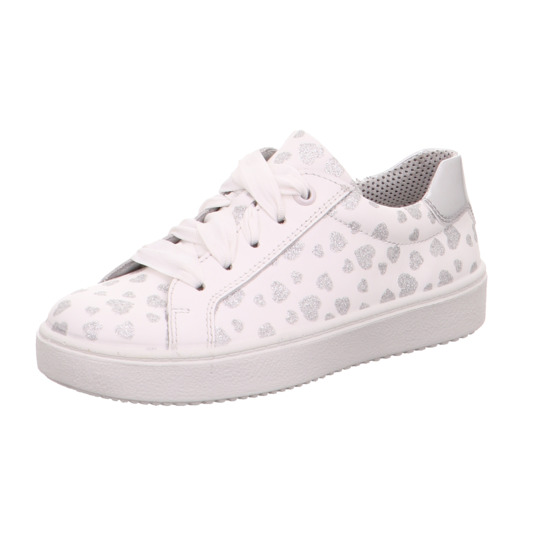 Superfit Everyday Shoes - White-silver - 09488/11 HEAVEN LACE