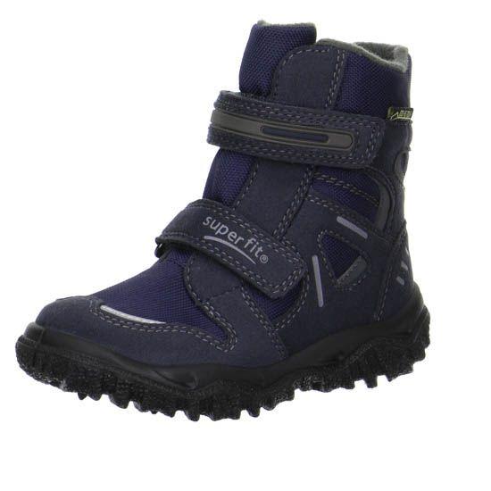 Superfit Husky Gore Tex 00080-80 Navy boots