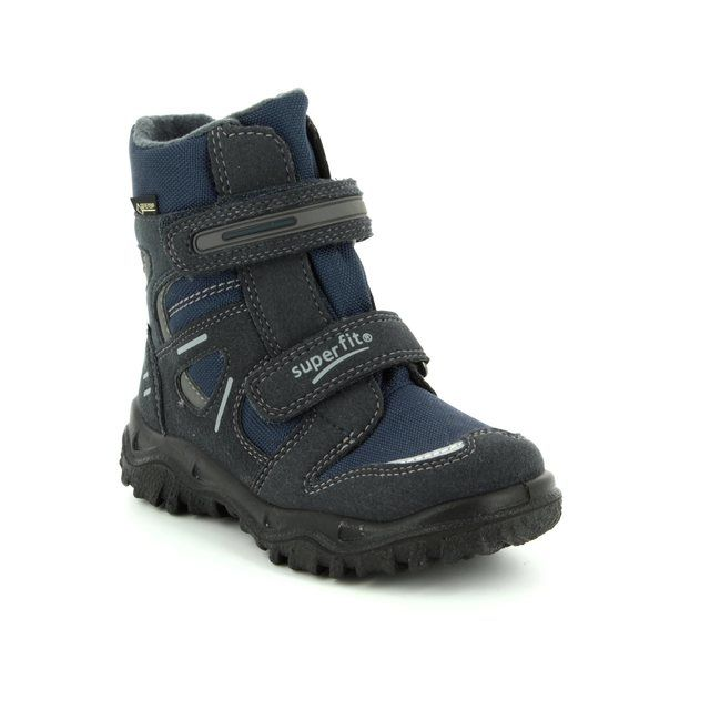 Superfit Husky Gore Tex 00080-80 Navy boys boots