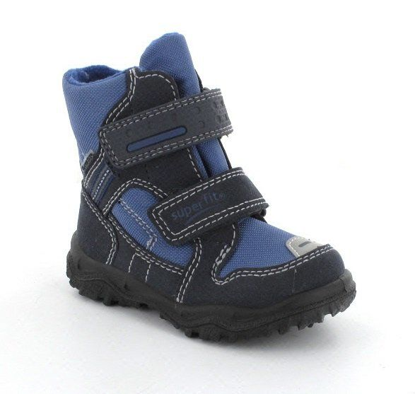 Superfit Husky Inf 00044-81 Navy boots