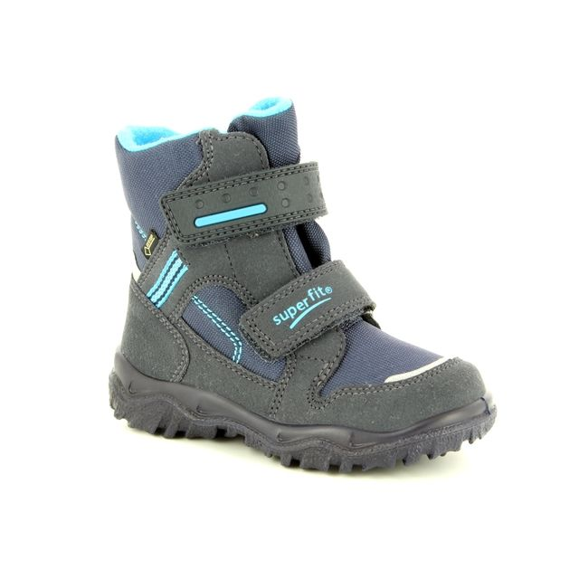 Superfit Boots - Navy - 09044/80 HUSKY INF GORE