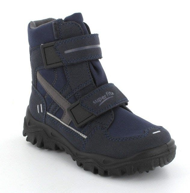 Superfit Husky Jnr 00080-80 Navy boots