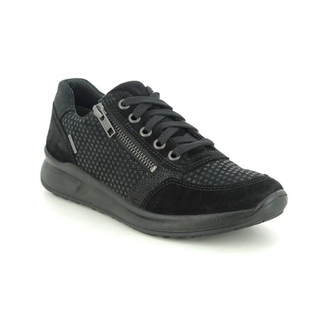 Superfit Everyday Shoes - Black Suede - 0509152/0100 MERIDA GTX