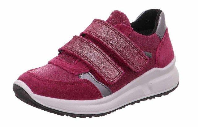 Superfit Trainers - Pink suede - 1000189/5000 MERIDA VEL GTX