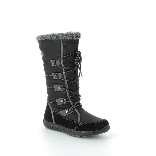 Superfit Romcara 00154-02 Black everyday shoes