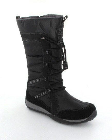 Superfit Romcara 42 00152-00 Black winter boots