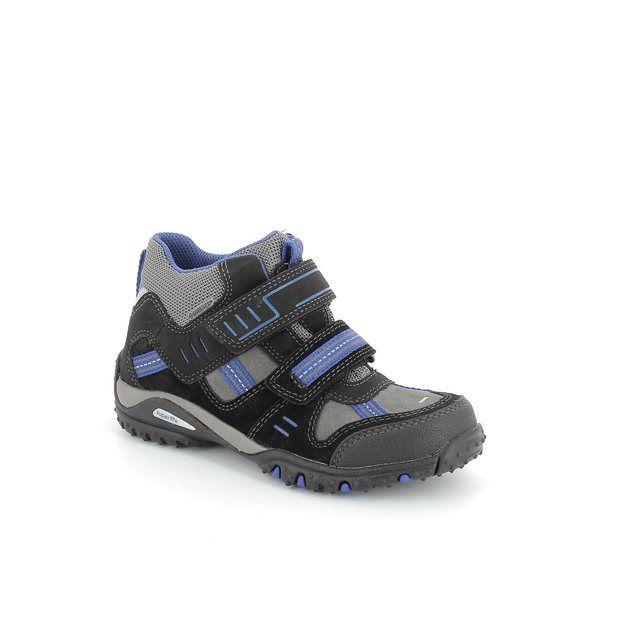 Superfit Boots - Black-blue - 00364/07 SNOWRIVA GORE-TEX