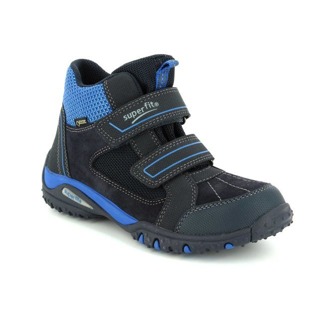 Superfit Boots - Black Royal combi - 00364/81 SPORT4 GORE TEX