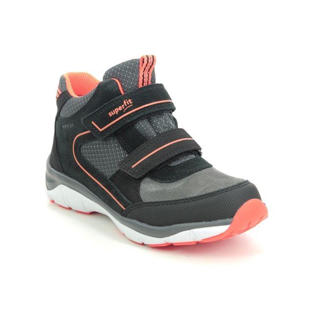 Superfit Boots - Black orange - 1000239/0000 SPORT5 GORE TE