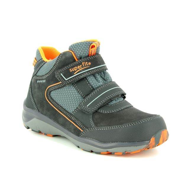 Superfit Boots - Black - orange - 09239/20 SPORT5 GORE-TEX