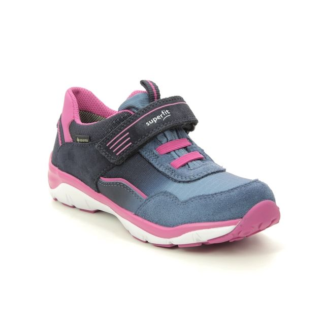 Superfit Trainers - Blue-Pink - 09241/82 SPORT5 GTX 2.0