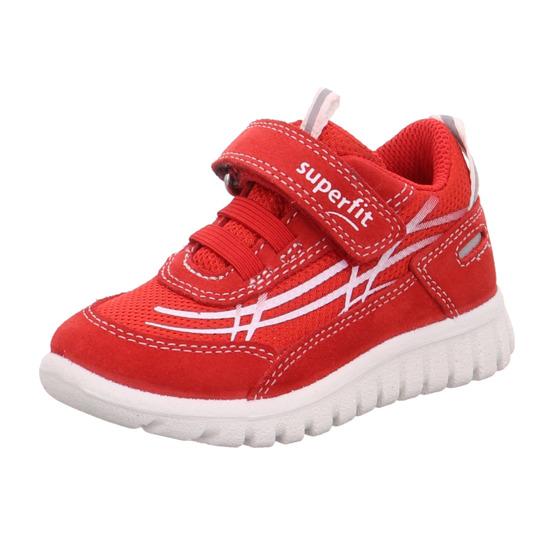 Superfit Trainers - Red - 06192/50 SPORT7 MINI 2.0
