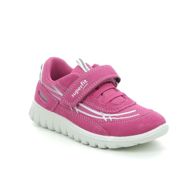 Superfit Trainers - Hot Pink - 06192/55 SPORT7 MINI 2.0
