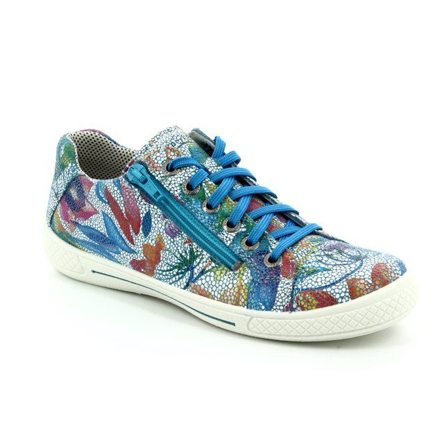 Superfit Everyday Shoes - Blue - 08107/91 TENSY
