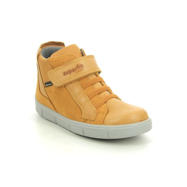 Superfit Infant Boys Boots - Yellow - 1009430/6000 ULLI   GORE TE
