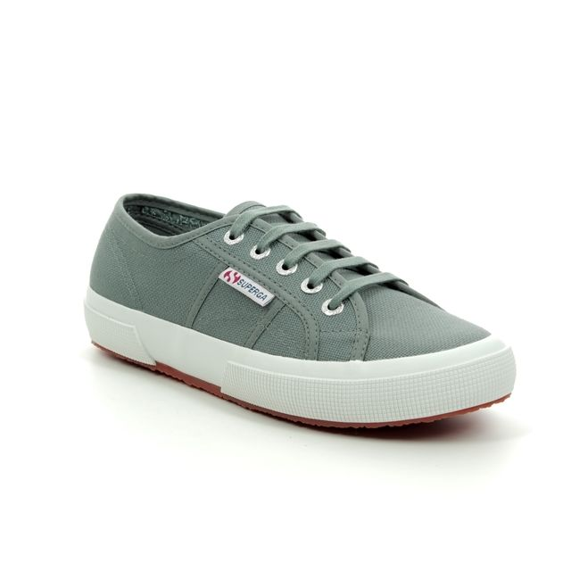 Superga Trainers - Grey - 2750 COTU Grey Sage S000010
