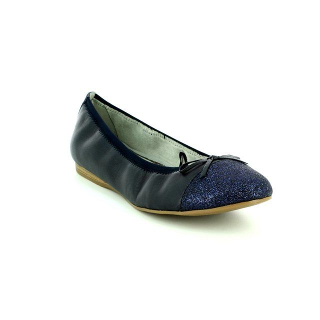 Tamaris Pumps - Navy Glitz - 22129/20/737 ALENA  81