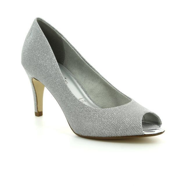 Tamaris High-heeled Shoes - Silver - 29302/20/919 ANAYA