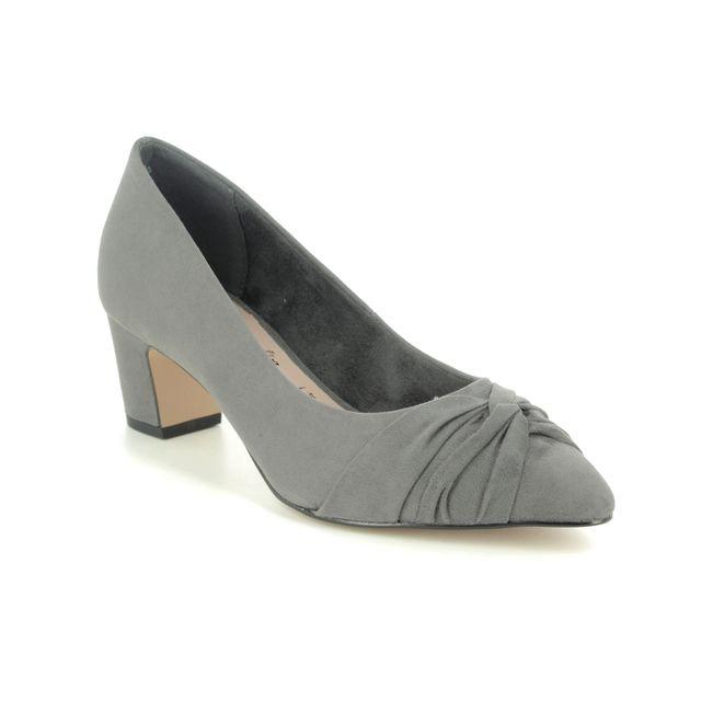 Tamaris Heeled Shoes - Grey - 22409/25/206 ARES
