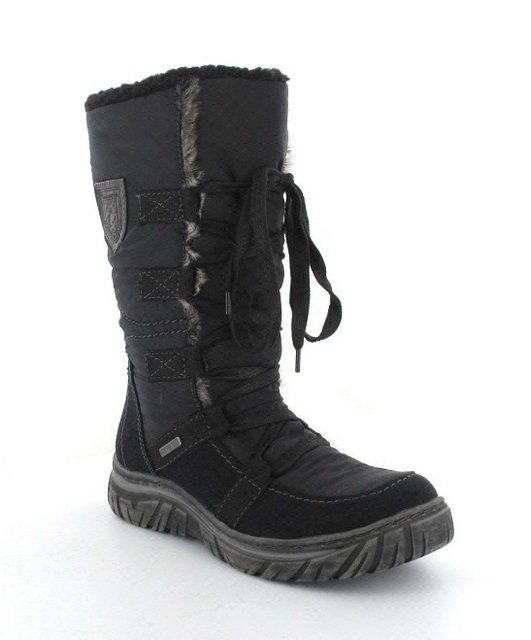 Tamaris Bini  Tex 26454-001 Black winter boots