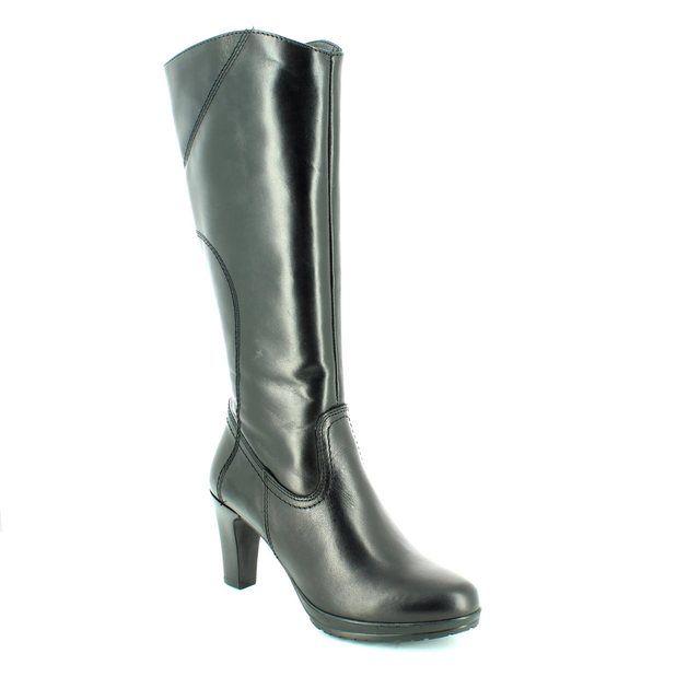 Tamaris Carmen 25547-001 Black long boots