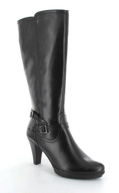 Tamaris Carmeno 25632-001 Black knee-high boots