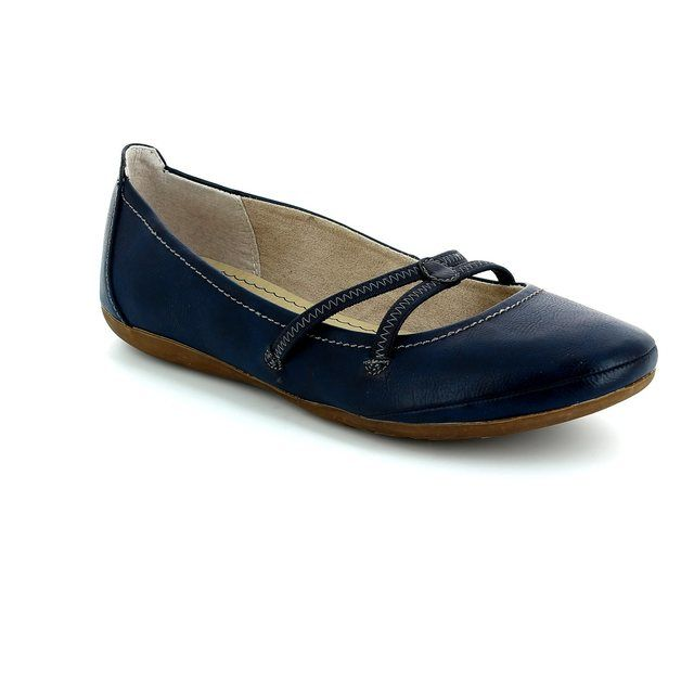 Tamaris Cataris 22110-805 Navy pumps