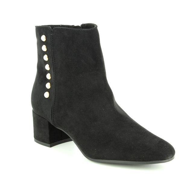 Tamaris Fashion Ankle Boots - Black - 25360/21/001 CIKA PEARL