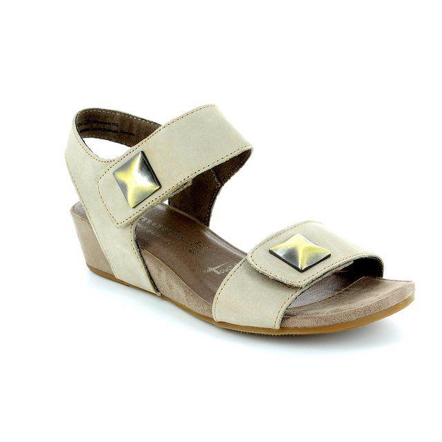 Tamaris Emilie 28201-324 Taupe sandals