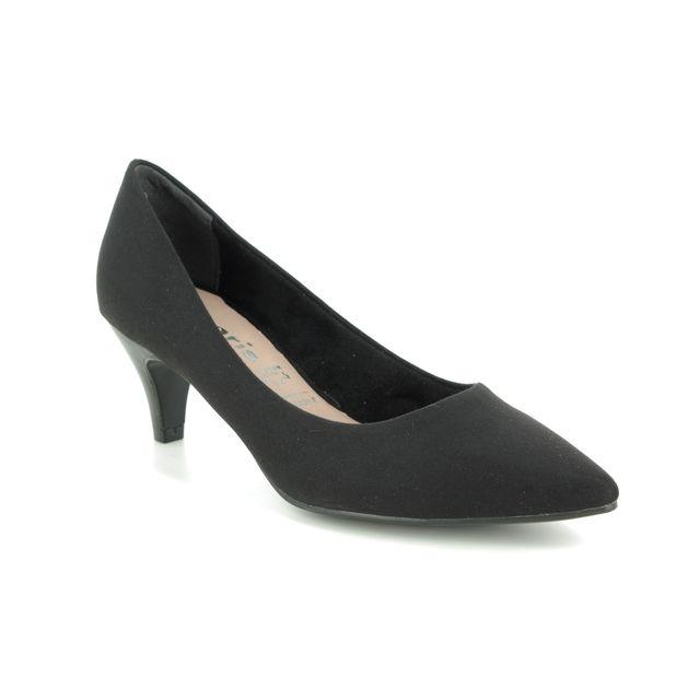 Tamaris Heeled Shoes - Black - 22415/24/001 FATSA 01