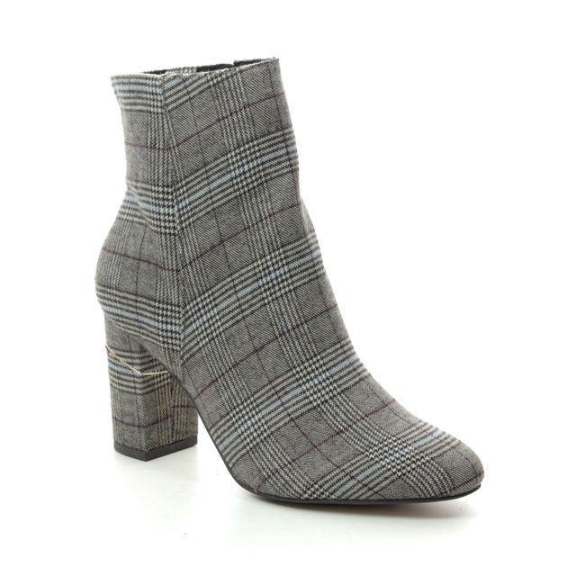 Tamaris Ankle Boots - Grey - 25330/33/901 FRANCESCA
