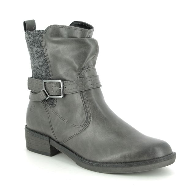 Tamaris Ankle Boots - Dark Grey - 25411/23/214 HAYDENBUCK