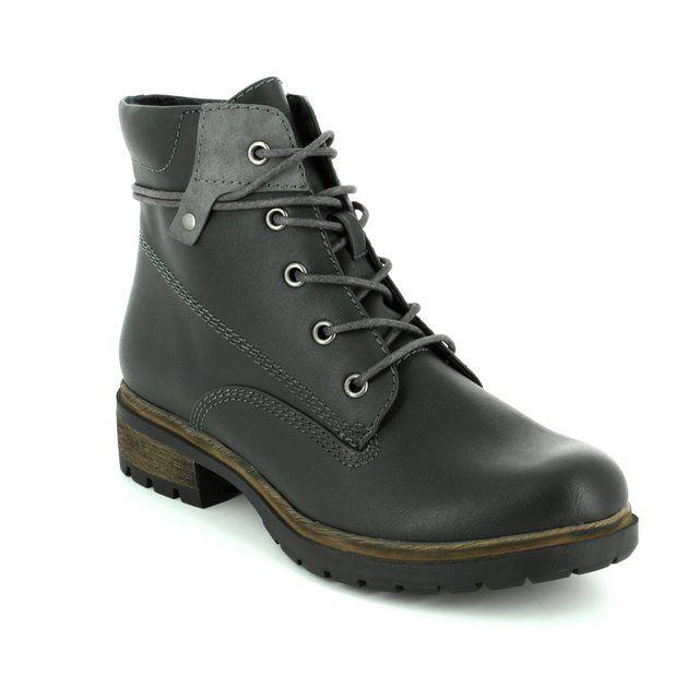 Tamaris Heliosin 25117-001 Black ankle boots