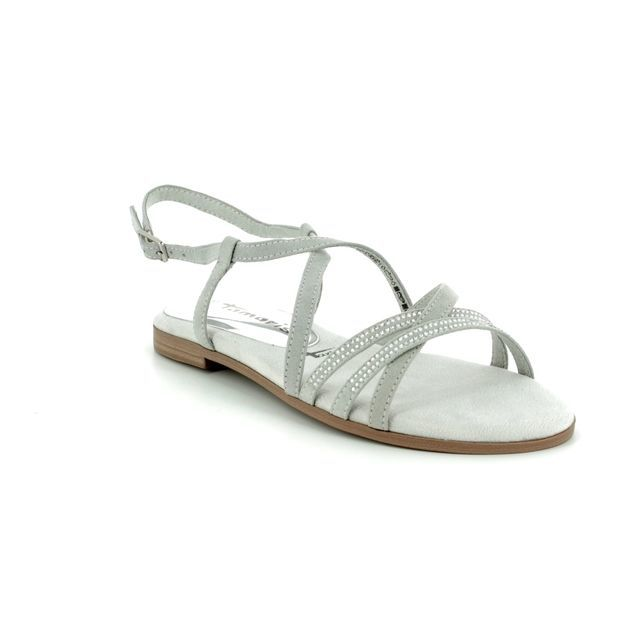 Tamaris Sandals - Light grey - 28109/20/205 IRENE  81