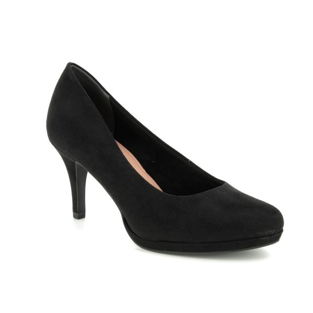 Tamaris High-heeled Shoes - Black - 22464/32/001 JESSA