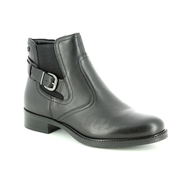 Tamaris Chelsea Boots - Black leather - 25002/21/001 JESSY  85