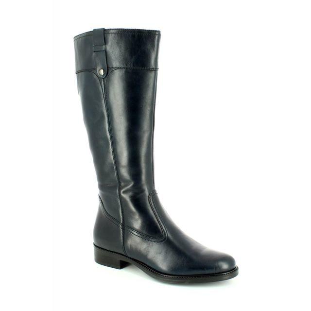 Tamaris Knee-high Boots - Navy - 25520/805 JESSYLONG