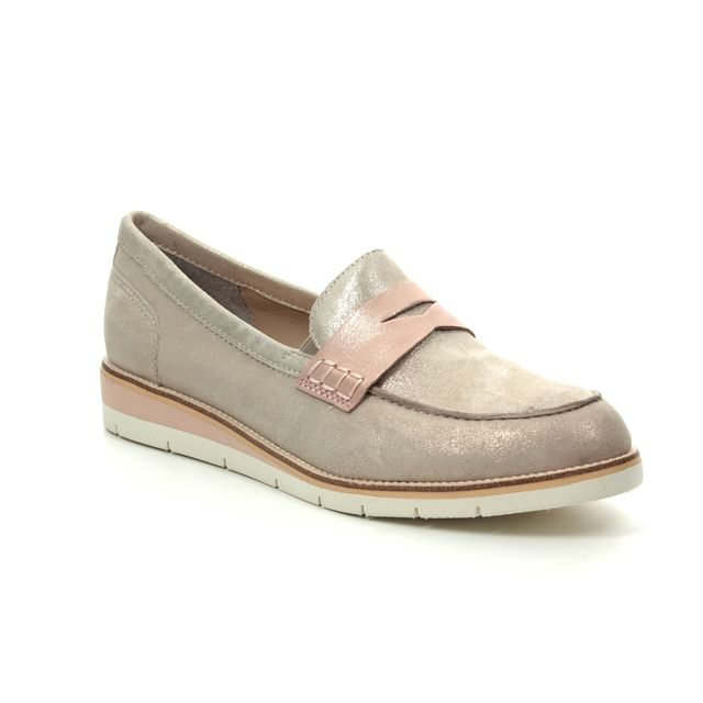 Tamaris Loafers - ROSE  - 24303/22/416 KELMO