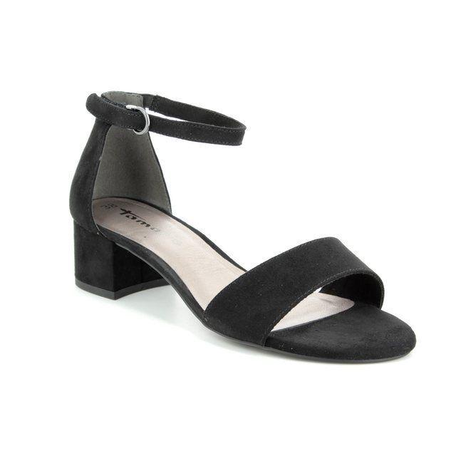 Tamaris Heeled Sandals - Black - 28201/20/004 KOLI