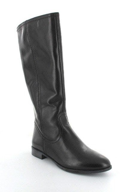 Tamaris Lia Slim Lg 25596-001 Black knee-high boots