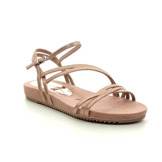 Tamaris Flat Sandals - ROSE  - 28112/22/556 LOCUSTS