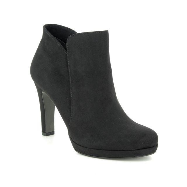 Tamaris Ankle Boots - Black - 25316/23/001 LYCORIS