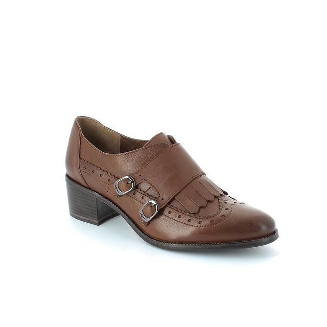 Tamaris Mangano 24318-323 Brown loafers